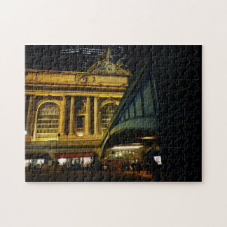 Grand Central Station - Night - New York City Jigsaw Puzzles