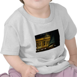 Grand Central Station - Night - New York City T Shirts