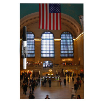 Grand Central Station - NYC Dry-Erase Board
