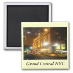 Grand Central Station, NYC Fridge Magnets