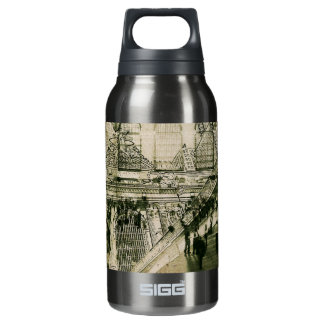 Grand central station, NYC Insulated Water Bottle