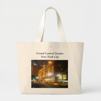 Grand Central Station, NYC Large Tote Bag