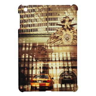 Grand central station , NYC lomo inspired collage Cover For The iPad Mini