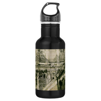 Grand central station, NYC Stainless Steel Water Bottle