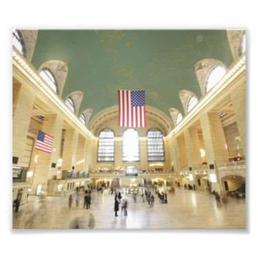 Grand Central Station Photo Print