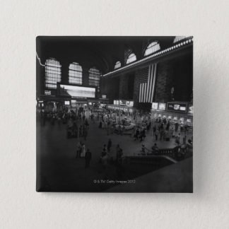 Grand Central Station Pinback Button