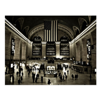 Grand Central Station Post Cards