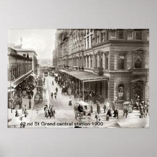 Grand central station Print
