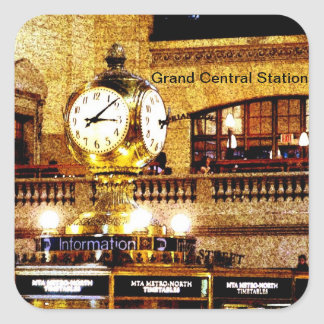 Grand Central Stickers