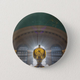 Grand Central Terminal Clock Button