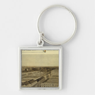 Grand Central Terminal Keychain
