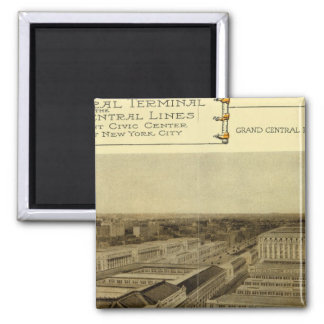 Grand Central Terminal Magnet