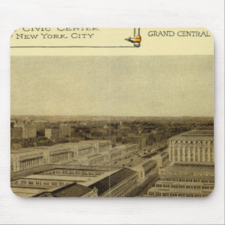 Grand Central Terminal Mousepads
