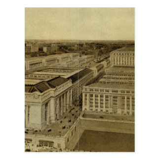 Grand Central Terminal Post Card
