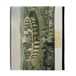 Grand Conventional Festival of the Britons, aquati iPad Folio Covers