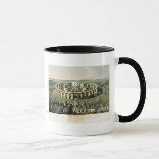 Grand Conventional Festival of the Britons, aquati Mug