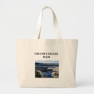 grand coulee dam tote bags