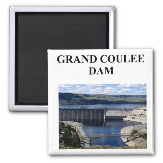 grand coulee dam magnet