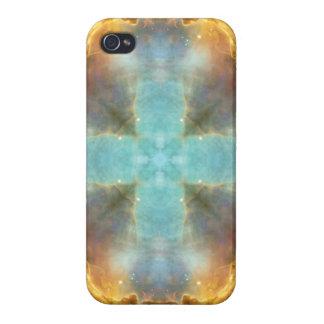 Grand Cross Mandala iPhone 4 Covers