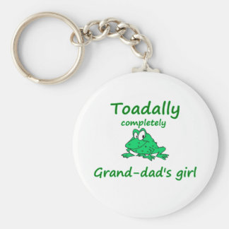 grand-dad's girl keychain