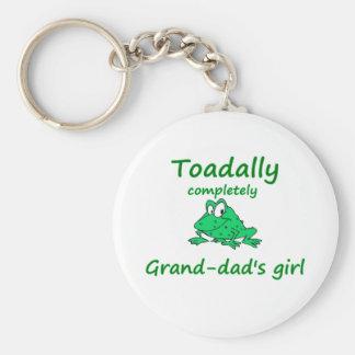 grand-dad's girl keychain