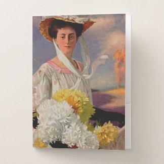Grand Dame Pocket Folder