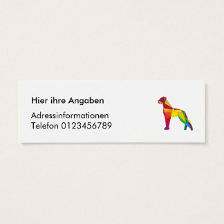 Grand Danoise slim Mini Business Card