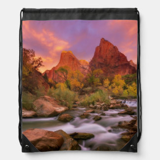 Grand Dawn Drawstring Bag
