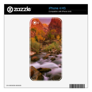 Grand Dawn Skins For The iPhone 4S