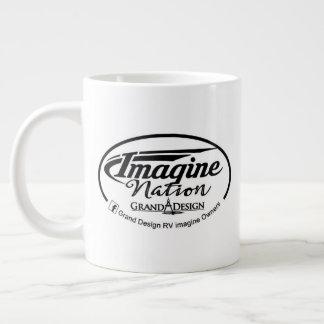 Grand Design Imagine Nation Jumbo Mug