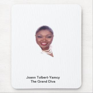 Grand Diva Mouse Pad