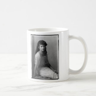 Grand Duchess Anastasia Nikolaevna of Russia Coffee Mug