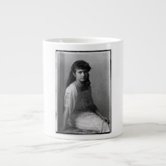 Grand Duchess Anastasia Nikolaevna of Russia Giant Coffee Mug