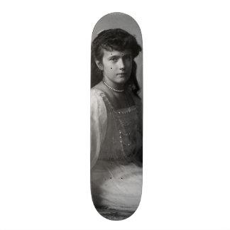 Grand Duchess Anastasia Nikolaevna of Russia Skateboard Deck