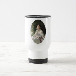 Grand Duchess Olga 15 Oz Stainless Steel Travel Mug