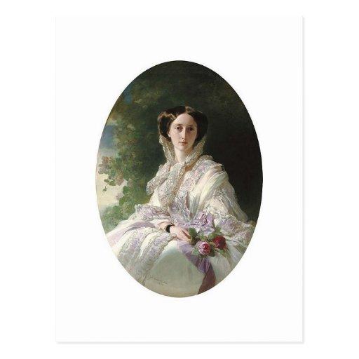 Grand Duchess Olga Postcard