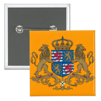 Grand Duke Of Luxembourg Luxembourg flag Buttons
