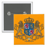 Grand Duke Of Luxembourg, Luxembourg flag Buttons