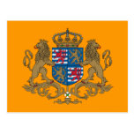 Grand Duke Of Luxembourg, Luxembourg flag Post Cards