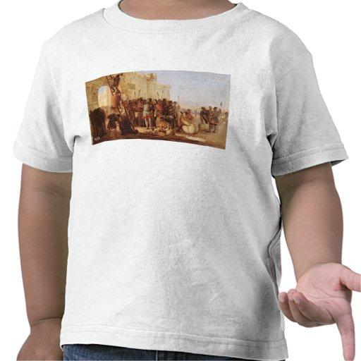 Grand Duke Oleg Nailing Shirts