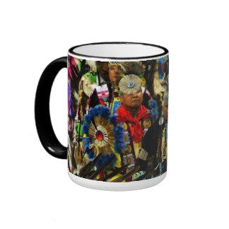 Grand Entry Ringer Mug