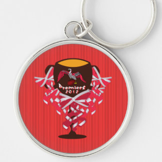 Grand Final Cup 2012 Keychain