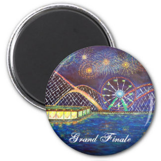 Grand Finale Magnet