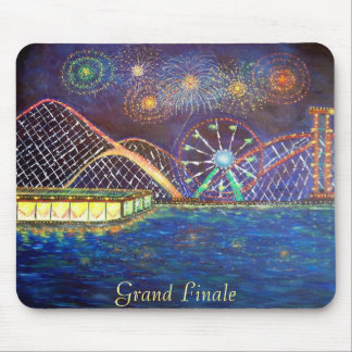Grand Finale Mousepad