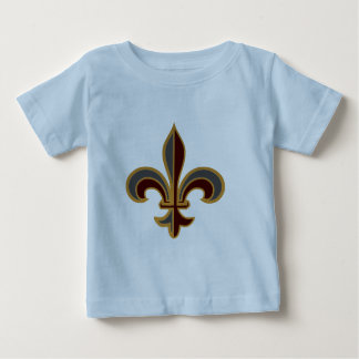 Grand Fleur-de-lis - Infant t-shirt