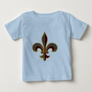 Grand Fleur-de-lis - Infant t-shirt