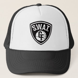 Grand Forks SWAT Trucker Hat