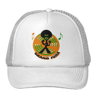 GRAND FUNK CAP TRUCKER HAT