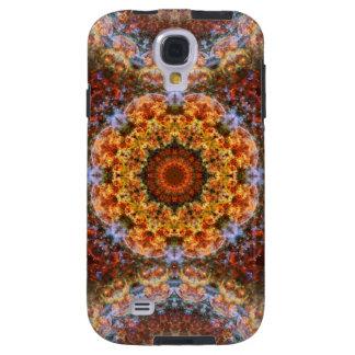 Grand Galactic Alignment Mandala Galaxy S4 Case