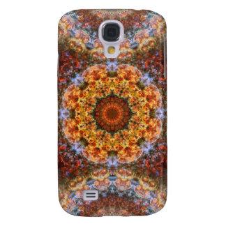 Grand Galactic Alignment Mandala Galaxy S4 Cover